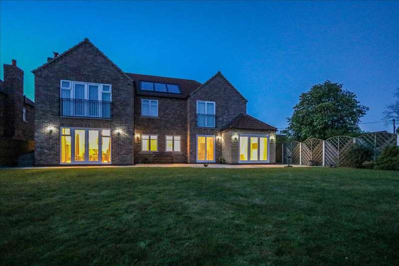 5 Bedrooms Detached House for sale in Station Road, Waddington, Lincoln