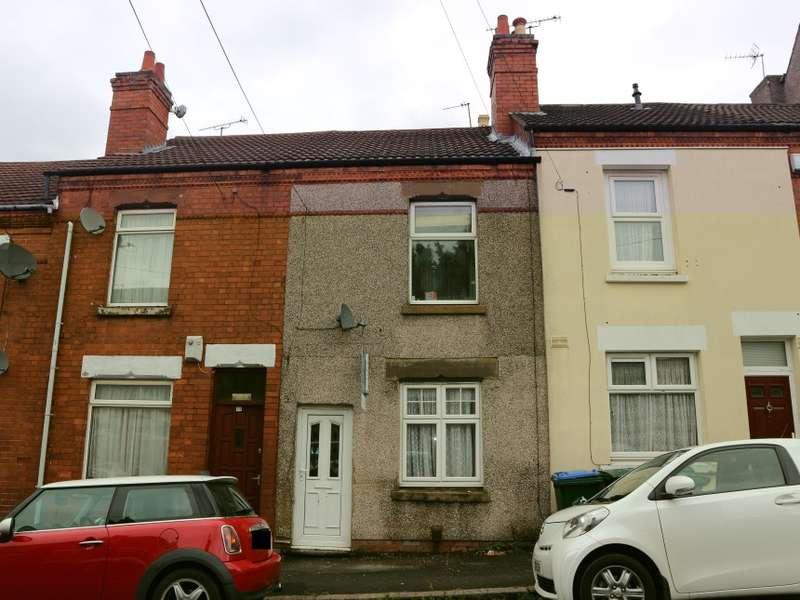 3 Bedrooms Terraced House for sale in 37 Leopold Road, Hillfields, Coventry