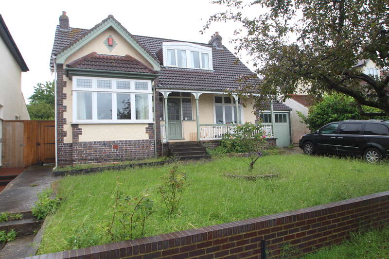 4 Bedrooms Detached House for sale in Hill View, Henleaze, Bristol BS9 4PY