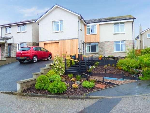 5 Bedrooms Detached House for sale in Mavis Bank, Newburgh, Ellon, Aberdeenshire