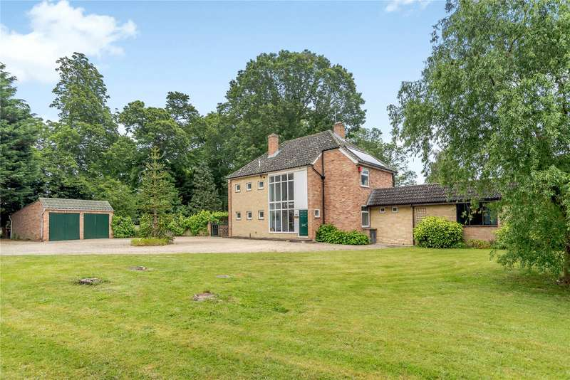 4 Bedrooms Detached House for sale in Burcot, Abingdon, OX14