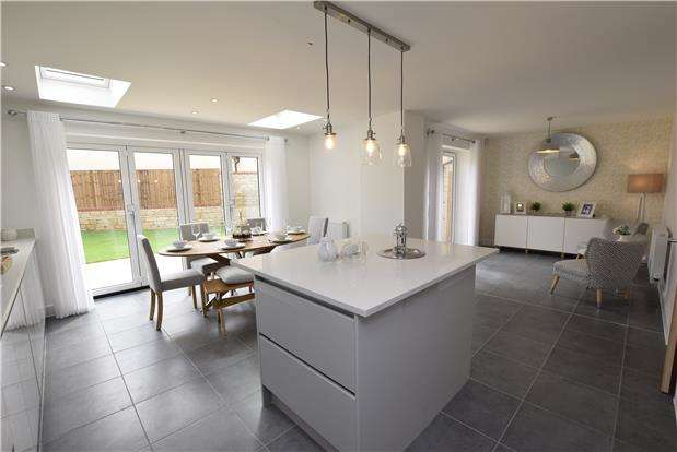 4 Bedrooms Detached House for sale in The Cheddar, The Chestnuts, WINSCOMBE, Somerset, BS25 1LD