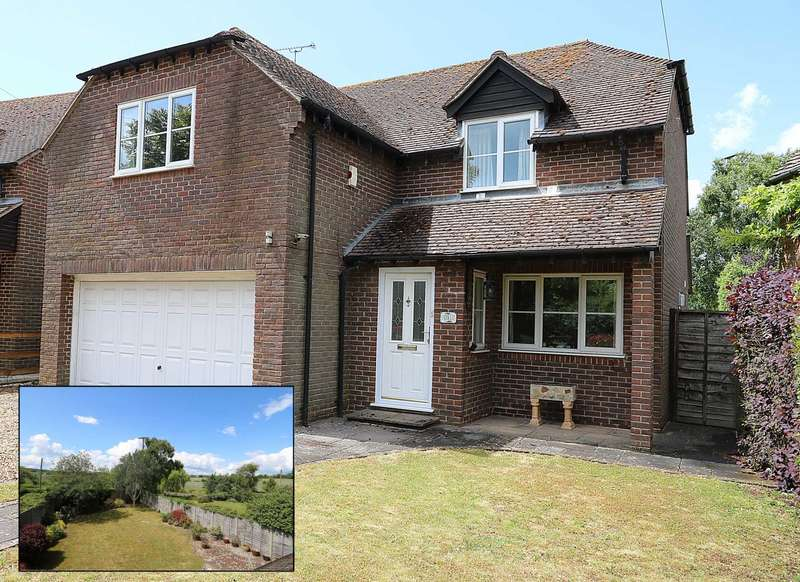 4 Bedrooms Detached House for sale in Bucklebury, Berkshire - NO CHAIN