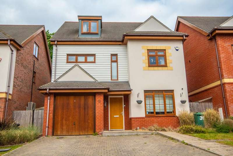 5 Bedrooms Detached House for sale in Blagrove Crescent, Ruislip, Middlesex HA4