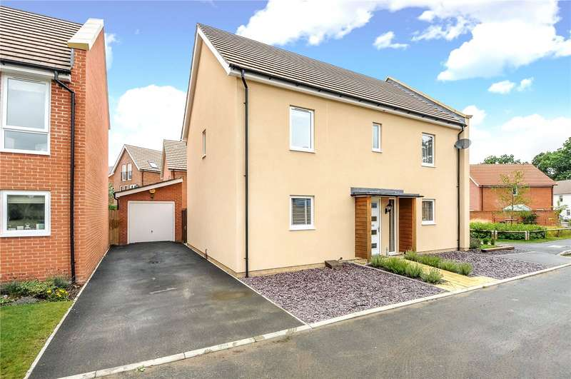 4 Bedrooms Detached House for rent in Mills Chase, Bracknell, Berkshire, RG12