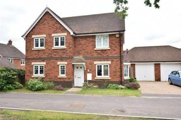 3 Bedrooms Detached House for sale in Libra Crescent, Wokingham, Berkshire