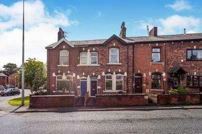 3 Bedrooms Terraced House for sale in Preston Old Road, Blackburn, Lancashire, BB2
