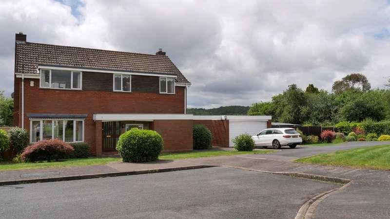 4 Bedrooms Detached House for sale in Park Dingle, Bewdley