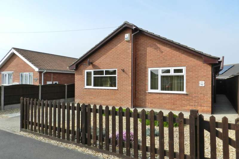 3 Bedrooms Detached Bungalow for sale in Harding Close, Sutton-On-Sea, Mablethorpe, LN12