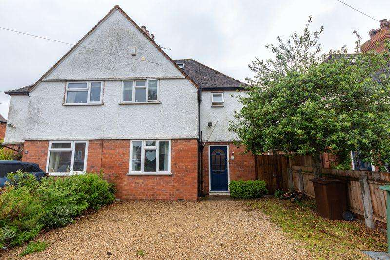 4 Bedrooms Semi Detached House for sale in Shakespeare Road, Cheltenham