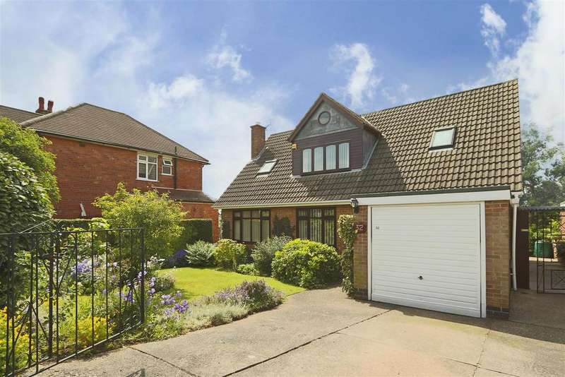 5 Bedrooms Detached Bungalow for sale in Catterley Hill Road, Bakersfield, Nottinghamshire, NG3 7AR