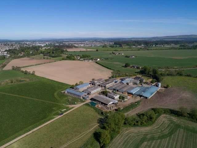 4 Bedrooms Farm Commercial for sale in Allarburn Farm, Elgin, Moray, IV30
