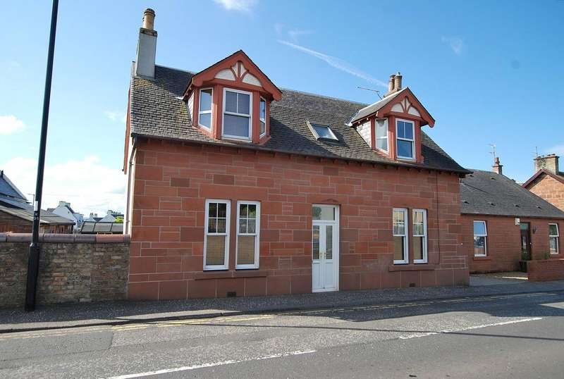4 Bedrooms Detached House for sale in 1 Station Road, Monkton, PRESTWICK, KA9 2RH