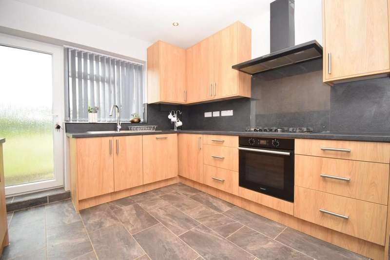 3 Bedrooms Detached Bungalow for sale in Forest Rise, Thurnby, Leicester