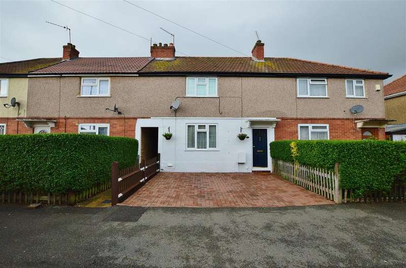 3 Bedrooms Terraced House for sale in Staunton Road, Slough, Slough