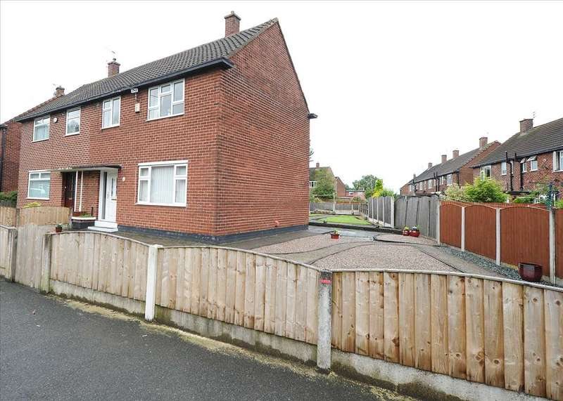 3 Bedrooms Semi Detached House for sale in 211 Fir Street Cadishead M44 5HR