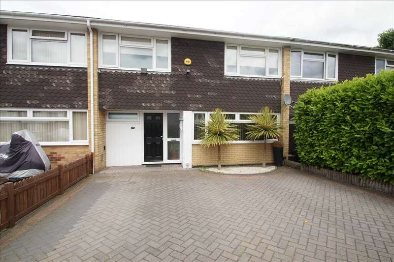 3 Bedrooms Terraced House for sale in Maypole Road, Taplow, Maidenhead