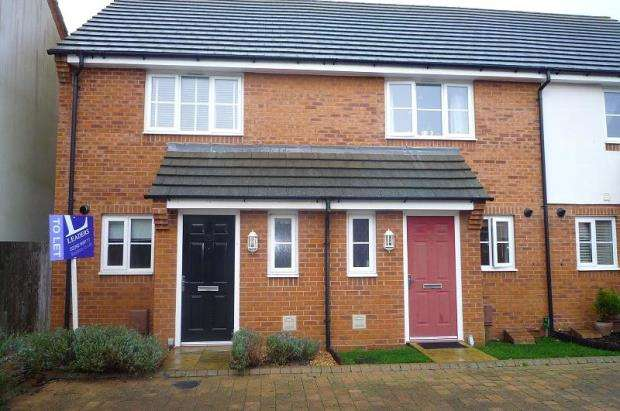 2 Bedrooms End Of Terrace House for sale in William Court, Portsmouth, Hampshire
