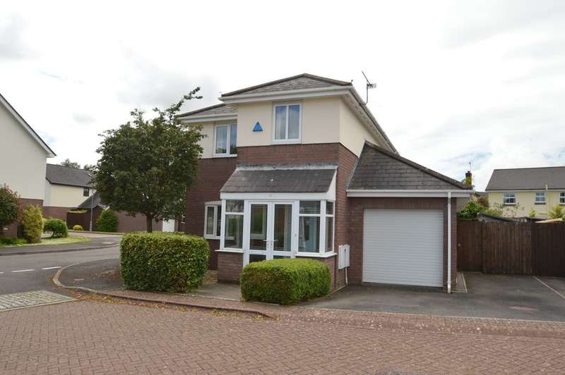 3 Bedrooms Detached House for rent in Middlegate Court, Cowbridge