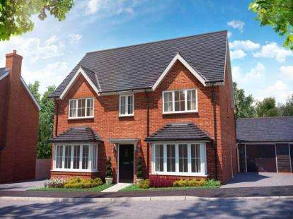 4 Bedrooms Detached House for sale in Cambridge Road, Stansted