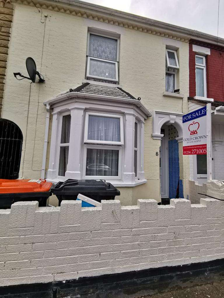 3 Bedrooms Terraced House for sale in Bedford MK40