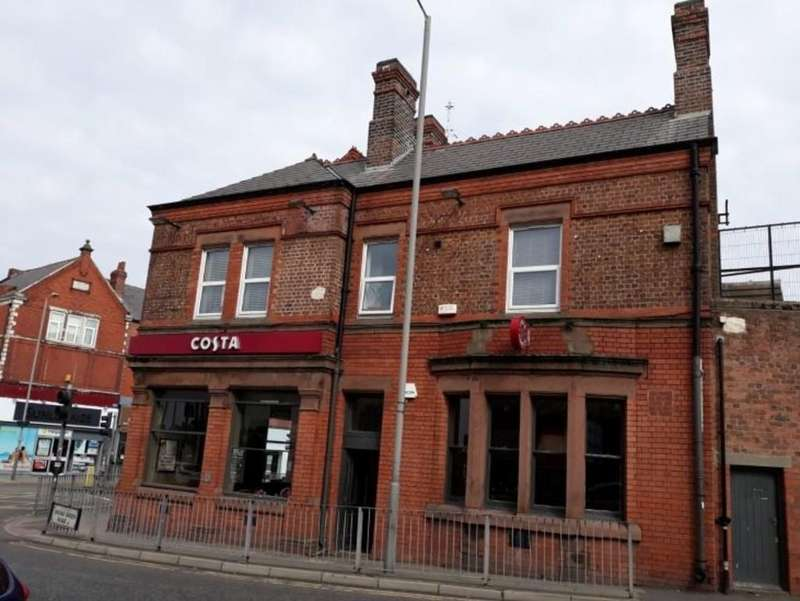 2 Bedrooms Barn Conversion Character Property for rent in Broad Green Road, Liverpool