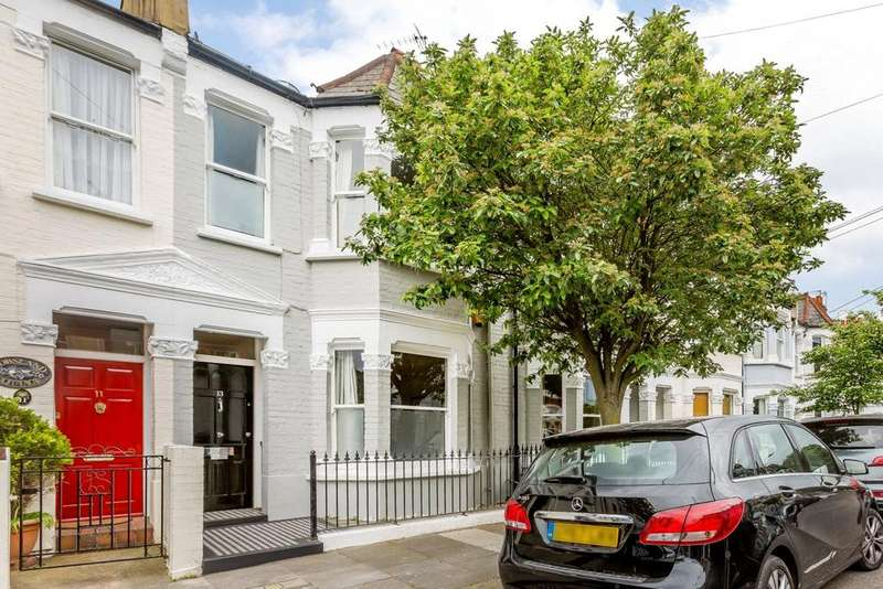 5 Bedrooms Terraced House for sale in Mablethorpe Road, London