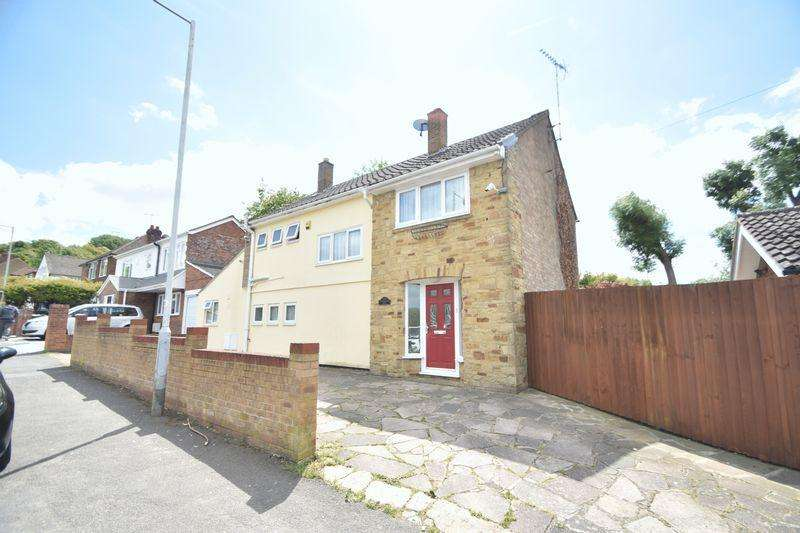 5 Bedrooms Detached House for sale in Bradgers Hill Road, Luton