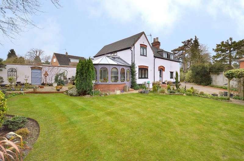 3 Bedrooms Detached House for sale in Colney Lane, Cringleford