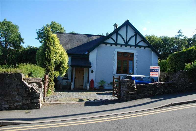 4 Bedrooms Detached House for sale in Hill Street, Penrhiw The Old Chapel, Menai Bridge