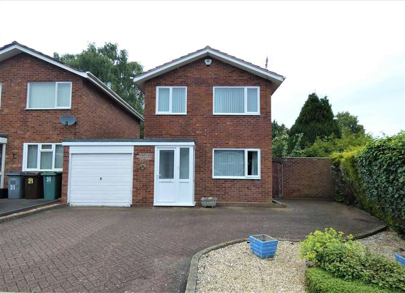 3 Bedrooms Link Detached House for sale in Myton Drive, Shirley, Solihull
