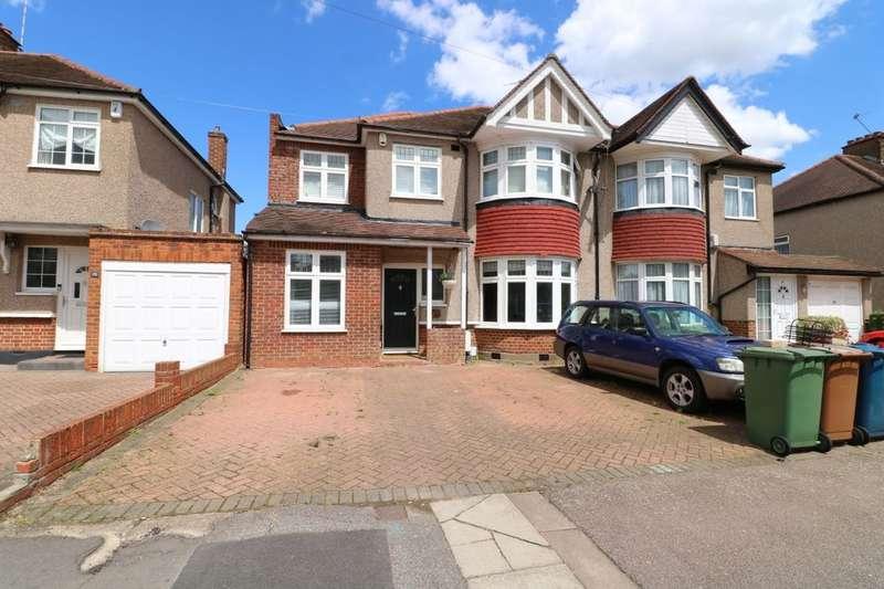 6 Bedrooms Semi Detached House for sale in Elm Drive, Harrow, HA2