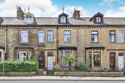 4 Bedrooms Terraced House for sale in Padiham Road, Burnley, Lancashire
