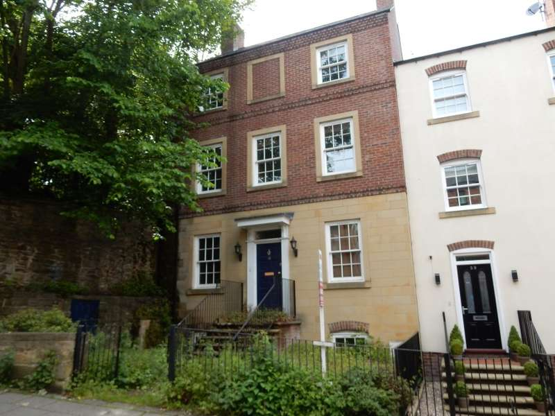 4 Bedrooms Town House for sale in 58 South Street, Durham, County Durham