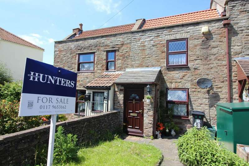 2 Bedrooms Terraced House for sale in Downend Road, Downend, Bristol, BS16 5UF