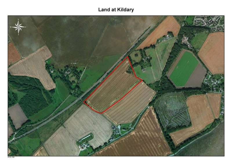 Land Commercial for sale in Prime Arable Land In Easter Ross, Kildary, Easter Ross