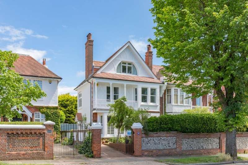4 Bedrooms Semi Detached House for sale in Dyke Road, Brighton, East Sussex, BN1