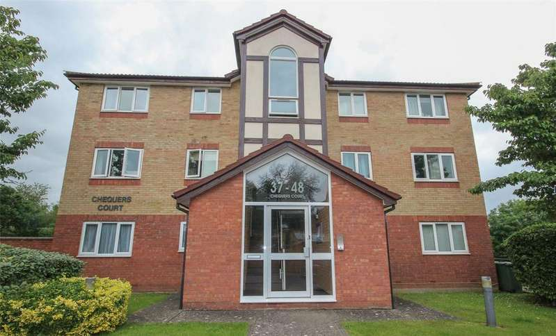 1 Bedroom Apartment Flat for sale in Chequers Court, Palmers Leaze, Bristol, BS32