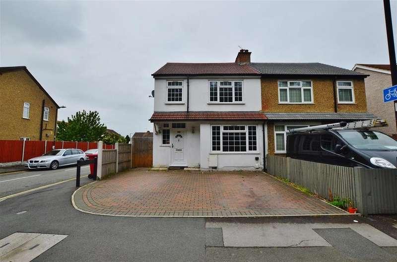 3 Bedrooms Semi Detached House for sale in Burnham Lane, Slough