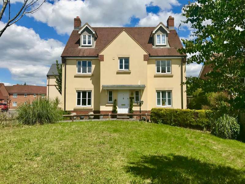 6 Bedrooms Detached House for sale in Gloucester Avenue, Shinfield, Reading, RG2 9GA