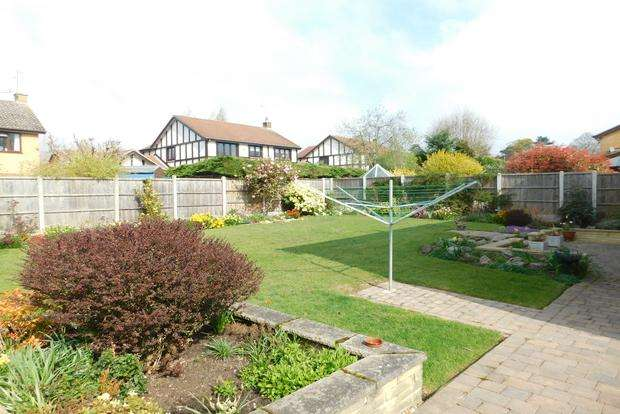 4 Bedrooms Detached House for sale in Holland Way, Narborough, Leicester, LE19