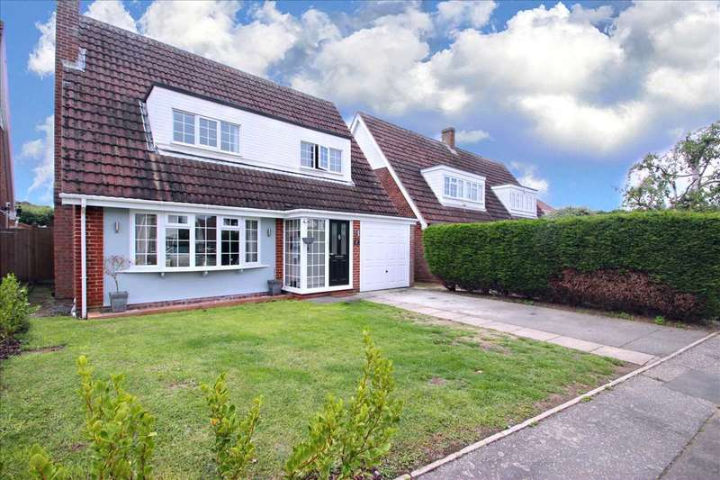 4 Bedrooms Detached House for sale in The Sparlings, Kirby-le-Soken