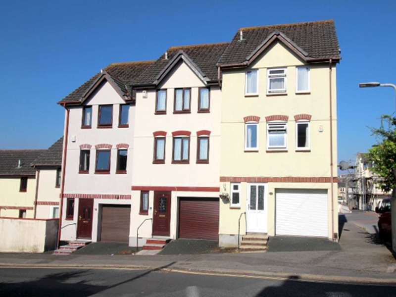 4 Bedrooms End Of Terrace House for sale in St Vincent Street, Plymouth
