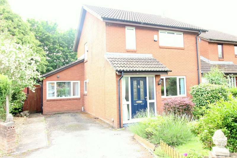 3 Bedrooms Link Detached House for sale in Cowleaze, Magor, Caldicot, NP26