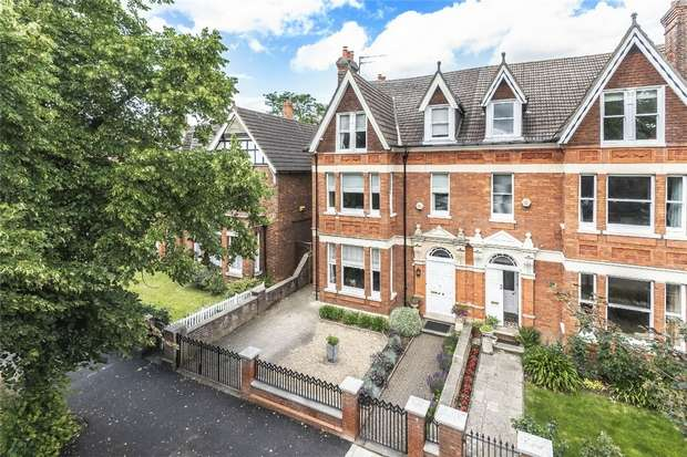6 Bedrooms Semi Detached House for sale in The Embankment, Bedford