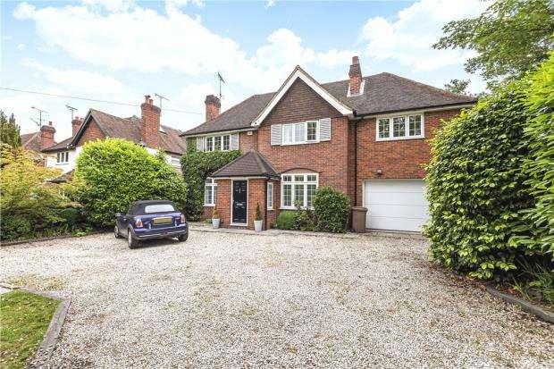 5 Bedrooms Detached House for sale in Finchampstead Road, Wokingham, Berkshire