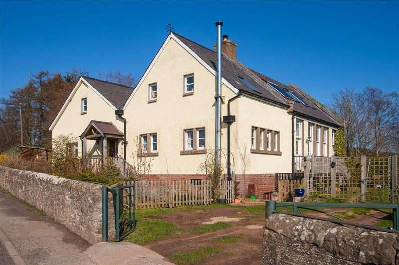 4 Bedrooms Detached House for sale in Old School, Pitkennedy, By Forfar, Angus, DD8