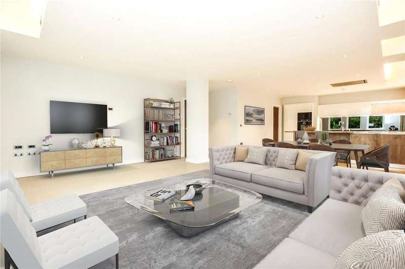 3 Bedrooms Apartment Flat for sale in The Residence, 2 St. John Street, Deansgate, Manchester, M3