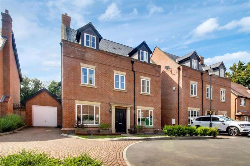 5 Bedrooms Detached House for sale in Eaton Gardens, Broxbourne
