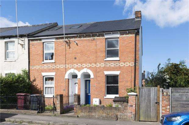 3 Bedrooms End Of Terrace House for sale in Hatherley Road, Reading, Berkshire